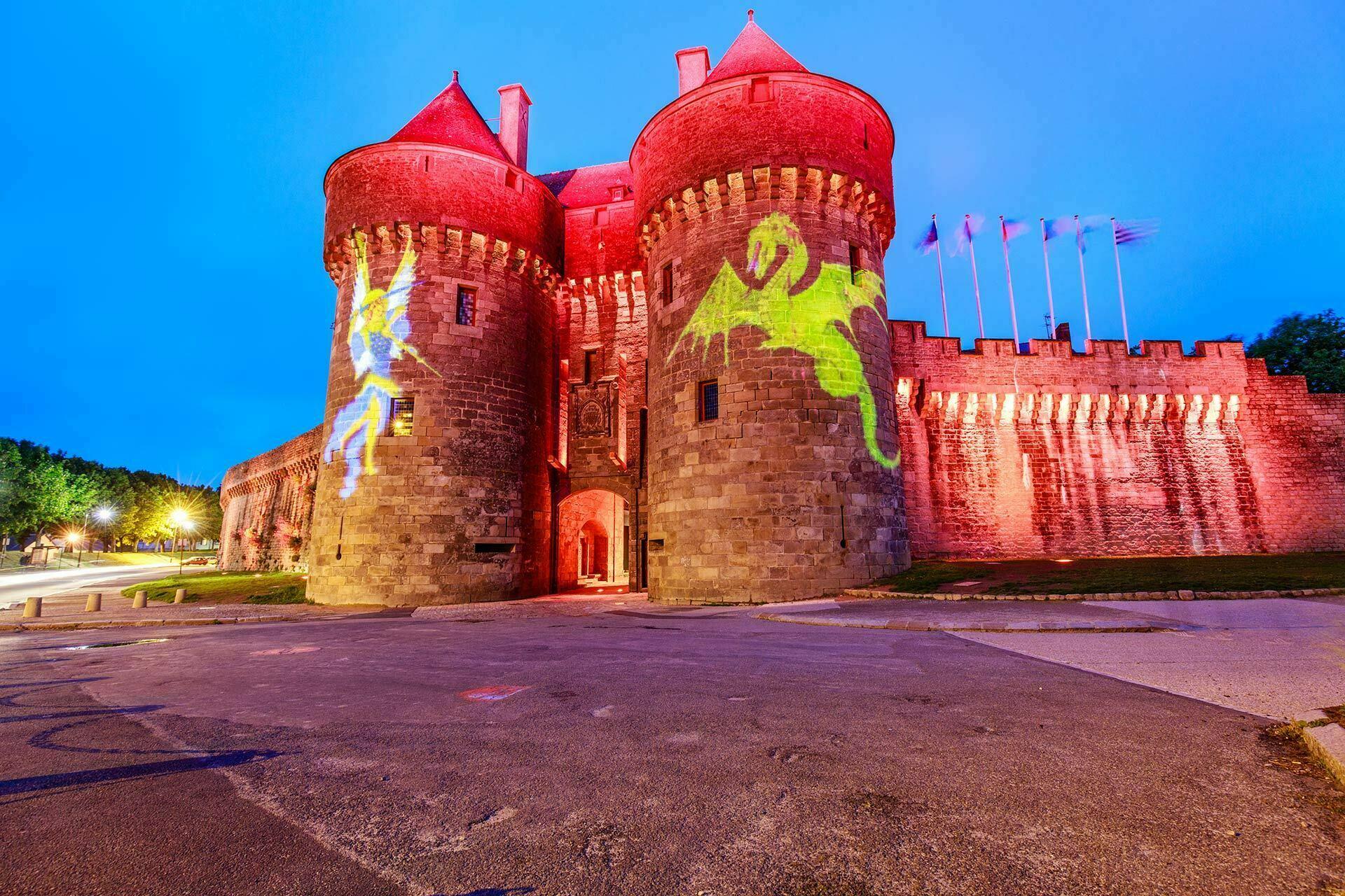 Visiter les remparts de Guérande pendant vos vacances en Bretagne sud
