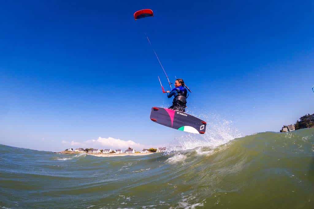 Initiation au kitesurf pendant votre séjour à mesquer